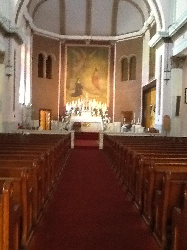 Journal | Brooklyn Visitation Monastery
